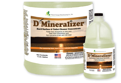 D Mineralizer Mineral Bowl Cleaner